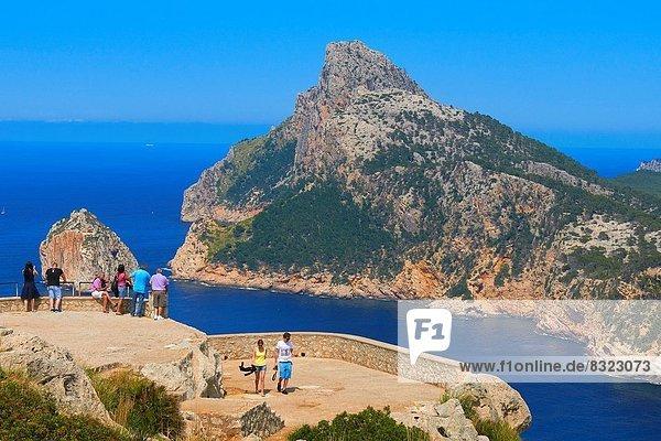 Europa  Mallorca  UNESCO-Welterbe  Balearen  Balearische Inseln  Spanien