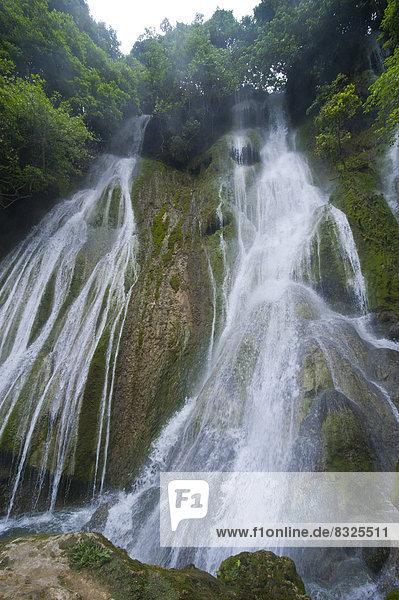 Wasserfälle Mele-Maat Cascades