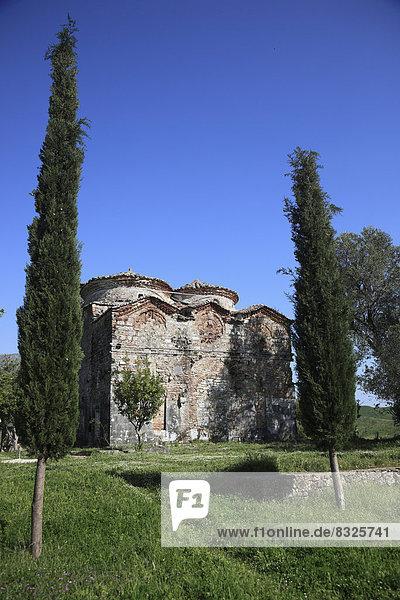 St. Nicholas Church  Byzantine monastery church