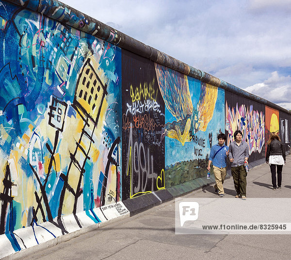 East Side Gallery  Berliner Mauer East Side Gallery, Berliner Mauer