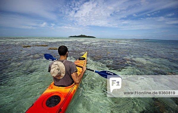 Insel  Kajak  Südostasien  Asien  Indonesien