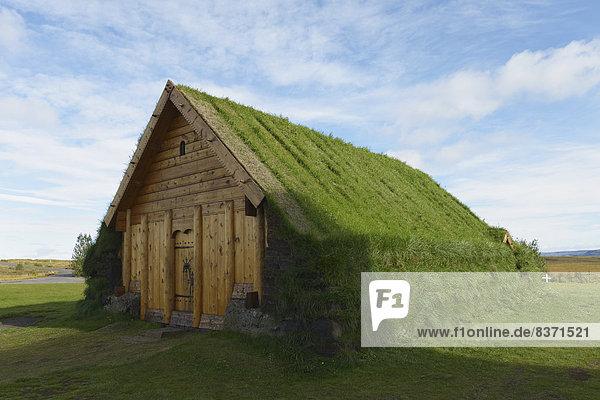 Kirche Island Nachbereitung Jahrhundert