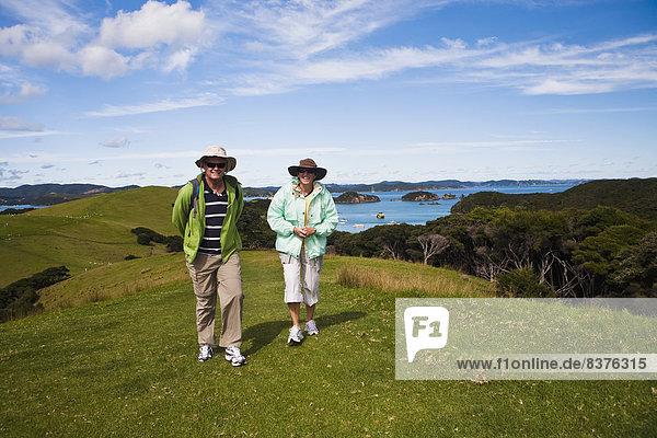 gehen  Insel  Bucht  Neuseeland