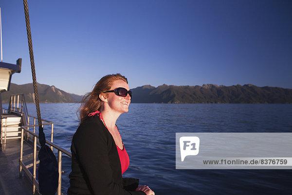 Reise  Zweifel  Tagesausflug  Boot  Geräusch  Natürlichkeit  Gast  Neuseeland