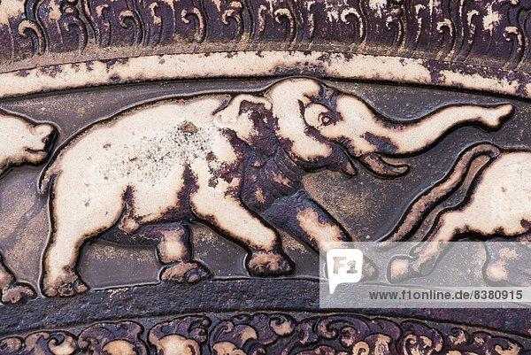 schnitzen  Elefant  UNESCO-Welterbe  Anuradhapura  Asien  Kloster  Sri Lanka schnitzen ,Elefant ,UNESCO-Welterbe ,Anuradhapura ,Asien ,Kloster ,Sri Lanka