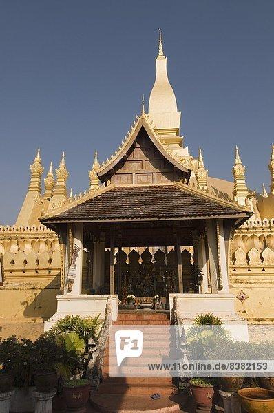 Vientiane  Hauptstadt  Laos