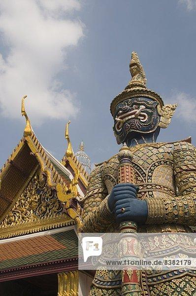 Bangkok  Hauptstadt  Palast  Schloß  Schlösser  Thailand