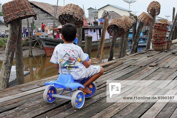 Borneo, Indonesien