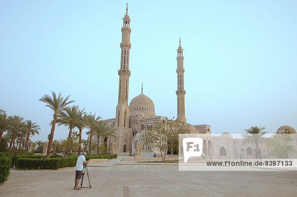 Al Mustafa Moschee  Scharm El-Scheich  Sinai-Halbinsel  Ägypten