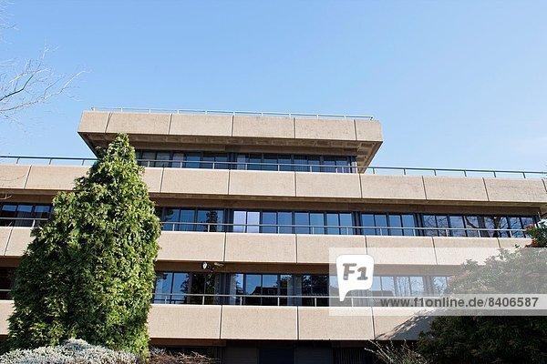 Gebäude  Büro