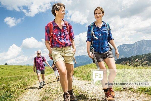 Freundeskreis Wandern  Tirol  Österreich