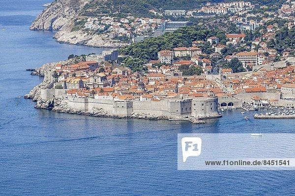 Europa UNESCO-Welterbe Kroatien Dalmatien