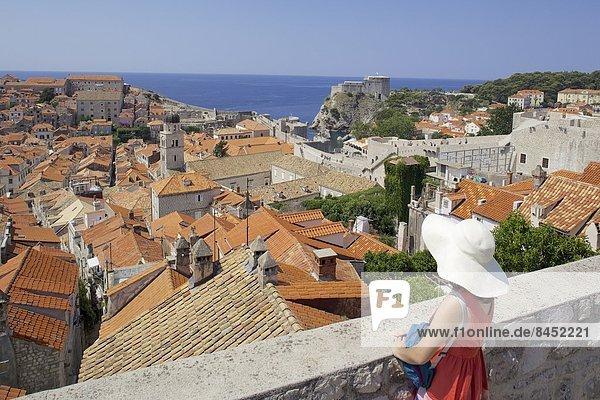 Europa  UNESCO-Welterbe  Kroatien  Dubrovnik