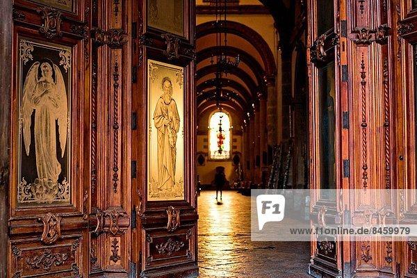 Geschichte  Kathedrale  Mexiko  Ortsteil  Oaxaca