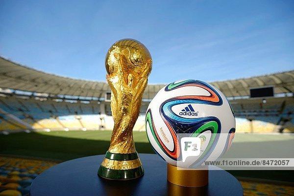Fußballweltmeisterschaft Ball Spielzeug Stadion Pokal