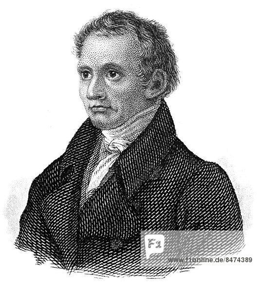 Peter von Cornelius  1783 - 1867  a German painter