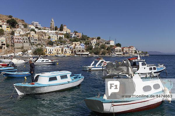 Dodekanes Griechenland Symi