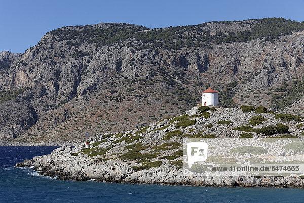 Windturbine Windrad Windräder Dodekanes Griechenland