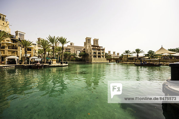 Madinat Jumeirah  Umm Suqeim 3  Dubai  Vereinigte Arabische Emirate