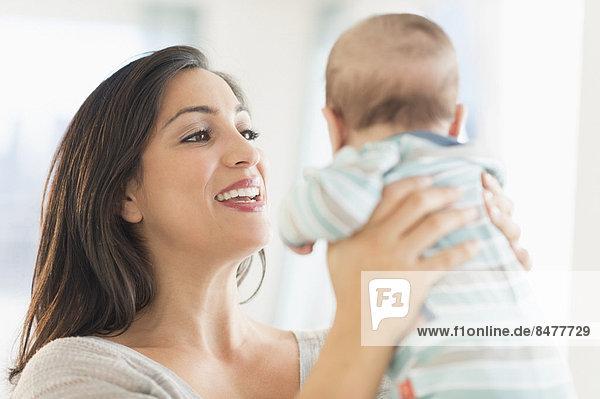 Spiel  Mutter - Mensch  Baby