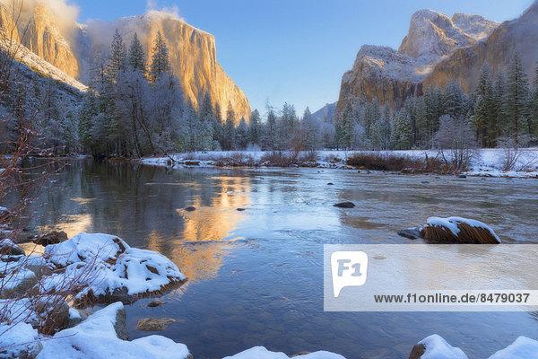 El Capitan  Yosemite Nationalpark
