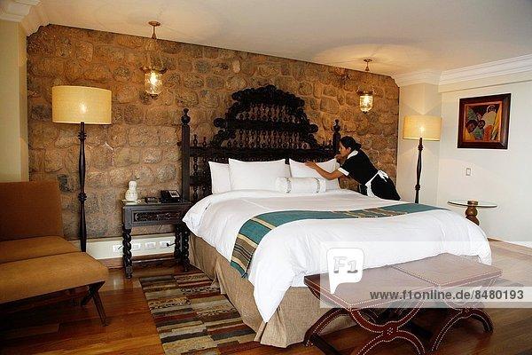 Wand  Zimmer  Hotel  Cuzco  Cusco  Kloster  Peru