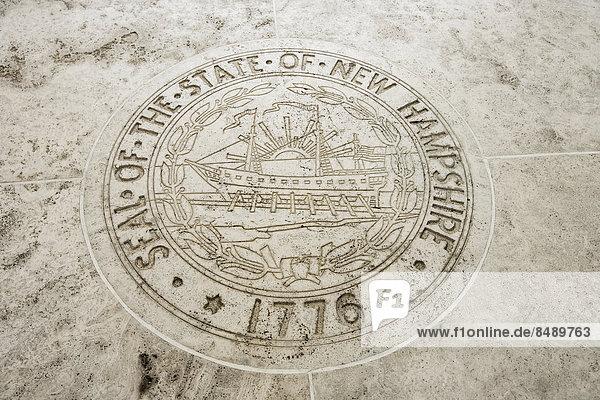 Manila  Hauptstadt  Festung  Philippinen  Bonifacio  Hampshire  neu  Robbe