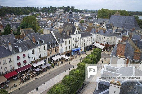 Frankreich  Europa  Amboise