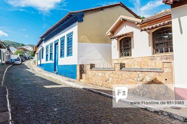 Rua Dom Pedro II  Sabara  Belo Horizonte  Minas Gerais  Brazil.