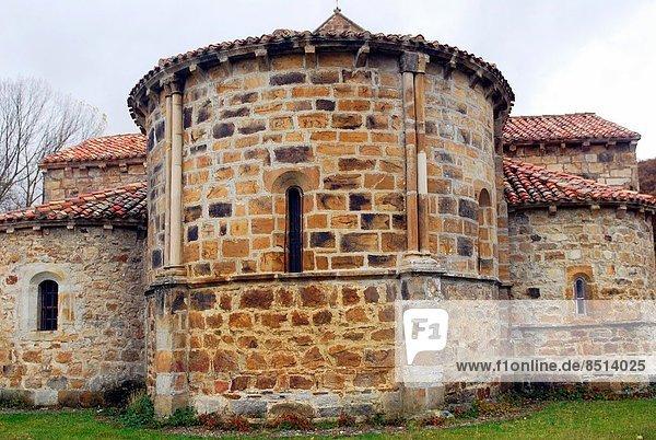 Kirche  Romanik  Spanien