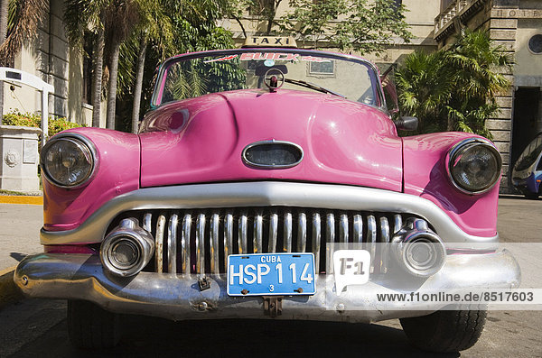 Havanna  Hauptstadt  Auto  Straße  parken  Klassisches Konzert  Klassik  Buick  Kuba