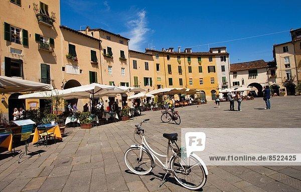 Europa  Italien  Lucca  Toskana