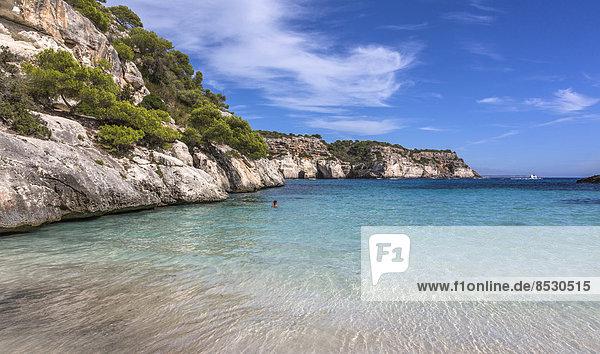 Menorca Spanien