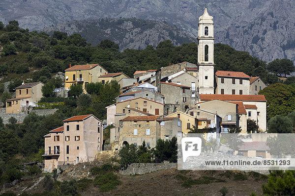 Frankreich Korsika Haute-Corse