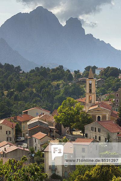 Frankreich Corse-du-Sud Korsika