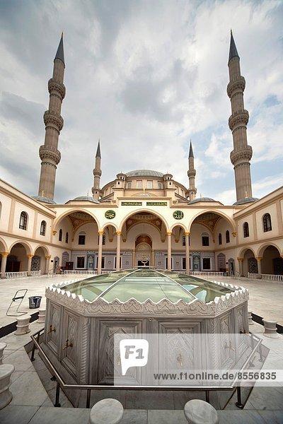 Südliches Afrika Südafrika Afrika Gauteng Johannesburg Moschee türkisch