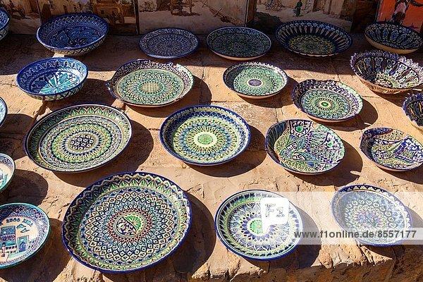 Schüssel  Schüsseln  Schale  Schalen  Schälchen  Teller  verkaufen  Keramik  Usbekistan