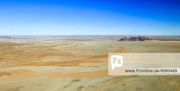 Luftaufnahme  Namib-Wüste  Namib Rand Nature Reserve  Namibia