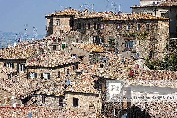 UNESCO-Welterbe Italien Toskana Provinz Siena