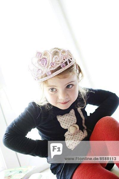 Porträt eines Mädchens Porträt eines Mädchens