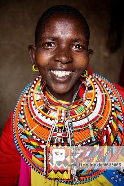 Norden  Kenia  Volksstamm  Stamm