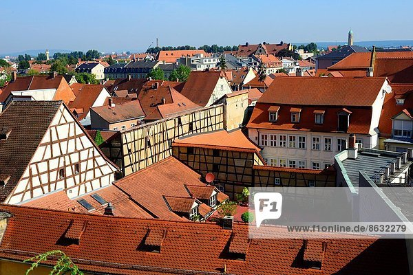 Deutschland  UNESCO-Welterbe  Bamberg  Bayern