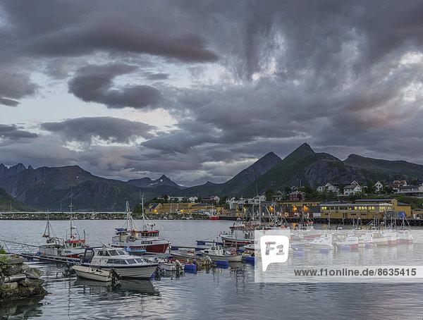 Norwegen Troms