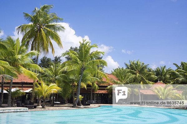 Beachcomber Hotel  Sainte Anne Resort and Spa with pool  Sainte Anne  Seychelles