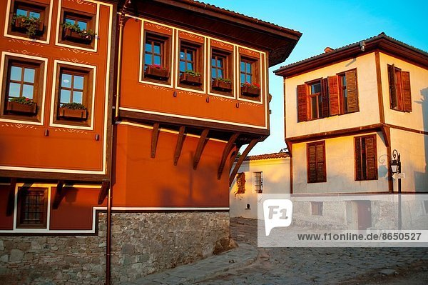 Gebäude Stadt Bulgarien alt Plovdiv