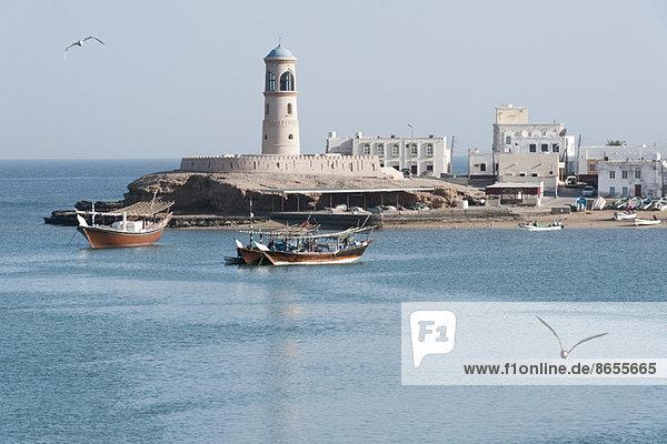 Al-Ayjah Leuchtturm  Sur  Oman