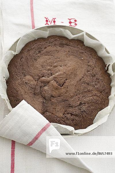 Kuchen  Schokolade  Sorglosigkeit
