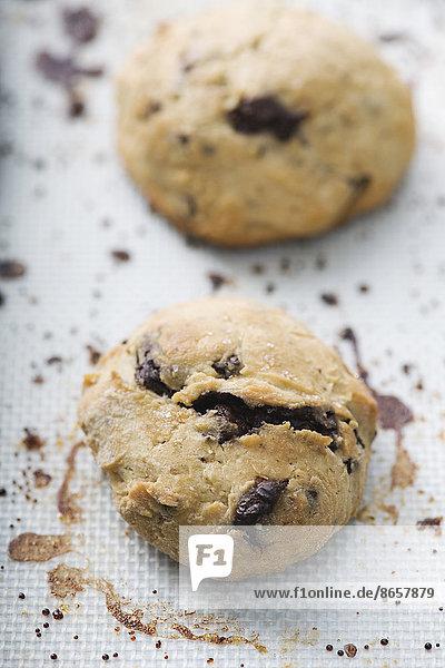 Schokolade  Keks