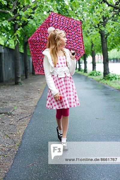 Regenschirm  Schirm  pink  Mädchen Regenschirm, Schirm ,pink ,Mädchen