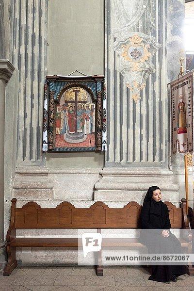 Kirche  Lemberg  Ukraine